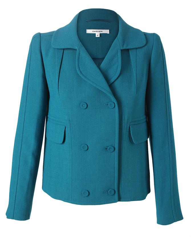 Browns fashion & designer clothes & clothing | CARVEN | Virgin Wool-blend Tailored Jacket