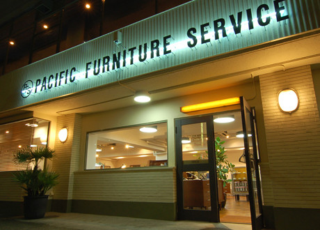 shop&factory | PACIFIC FURNITURE SERVICE