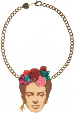 Frida Large Necklace - Spring/Summer 2012 - By collection - By product - Shop