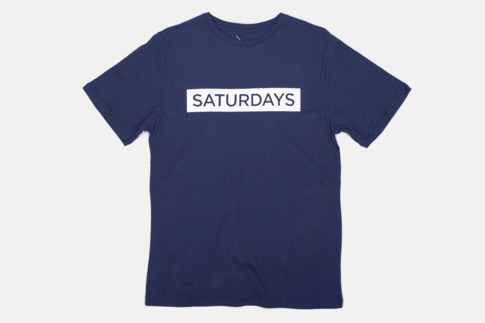Saturdays Surf NYC | Online Store | Bar T-Shirt