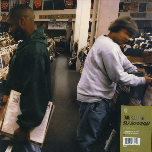 Images for DJ Shadow - Endtroducing.....