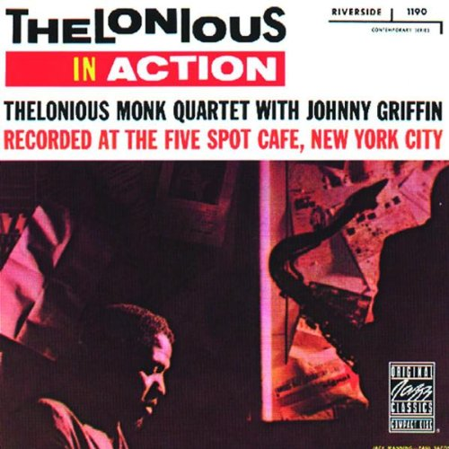 Amazon.co.jp: Thelonious Monk in Action: Thelonious Monk: 音楽
