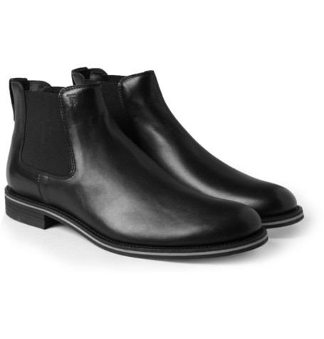 Tod's No_CodeLeather Chelsea Boots|MR PORTER