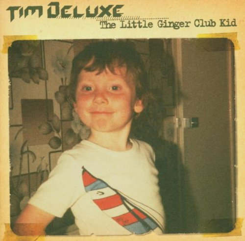 Amazon.com: Little Ginger Club Kid: Tim Deluxe: Music