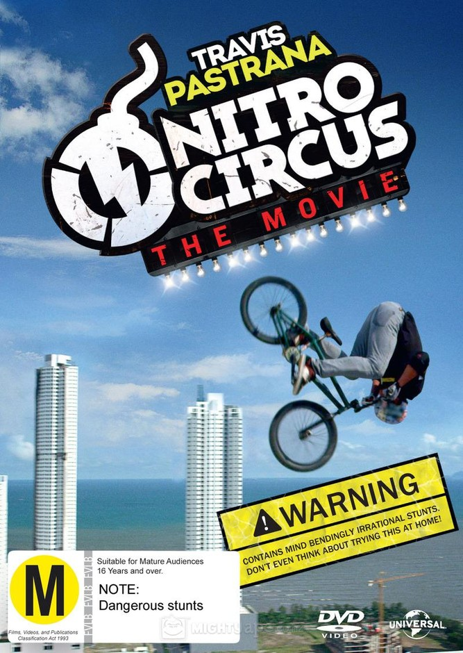 Nitro Circus: The Movie 2012 Watch Online BRRip 720P 700MB Free Download   www.Tvcric.com