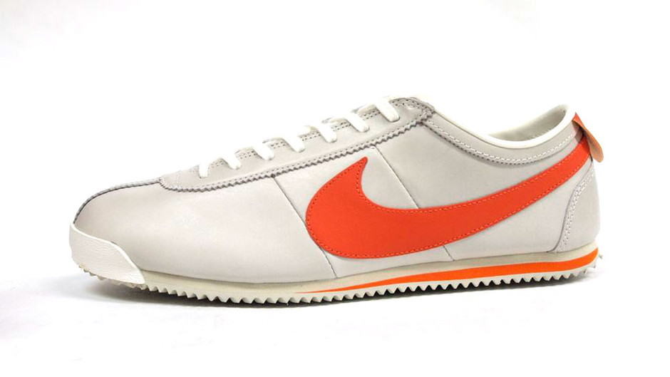 CORTEZ CLASSIC OG LEATHER 「LIMITED EDITION for ICONS」 GRY/ORG ナイキ NIKE   ミタスニーカーズ ナイキ・ニューバランス スニーカー 通販