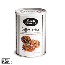 Toffee-ettes - Almond Toffee Candy   See's Candies