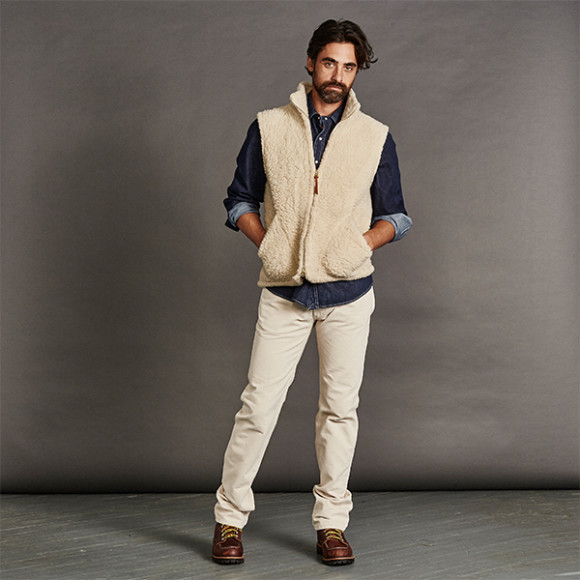 Best Made Company — The Wool Vest