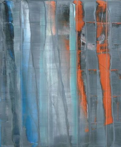 Gerhard Richter » Art » Paintings » Abstracts » Abstract Painting » 756-3