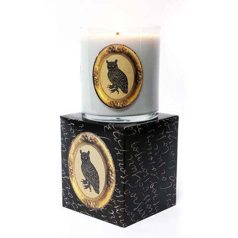 PATCH NYC - CANDLES - OWL CANDLE