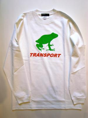 TRANSPORT - FROG L/S TEE - 【anymore one】