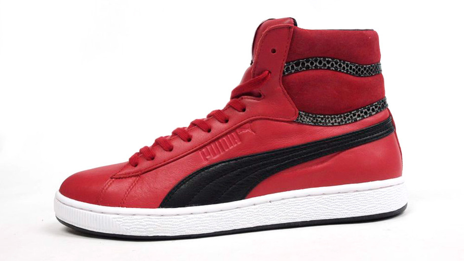 RS x UNDEFEATED SNAKESKIN 「UNDEFEATED別注」 RED/BLK/SNK プーマ Puma | ミタスニーカーズ|ナイキ・ニューバランス スニーカー 通販