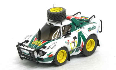 Lancia Stratos Safari Choroq Size Hand Made Elaborate Refined Model Kits Japan | eBay