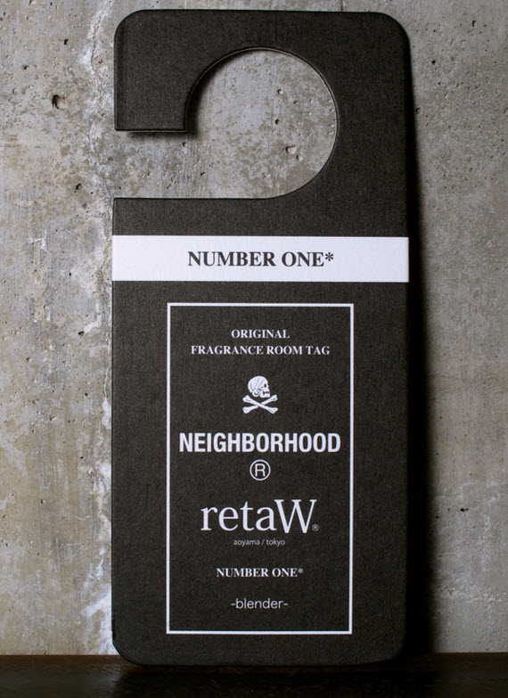 NEIGHBORHOOD x retaW - Fragrance Collection | FreshnessMag.com