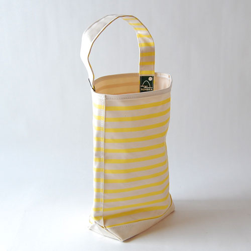 TEMBEA(テンベア)/BAGUETTE TOTE(YELLOW BORDER) - ハリウッドランチマーケット.commono reproducts.TEMBEA 通販 NOLLY&THE NATURES
