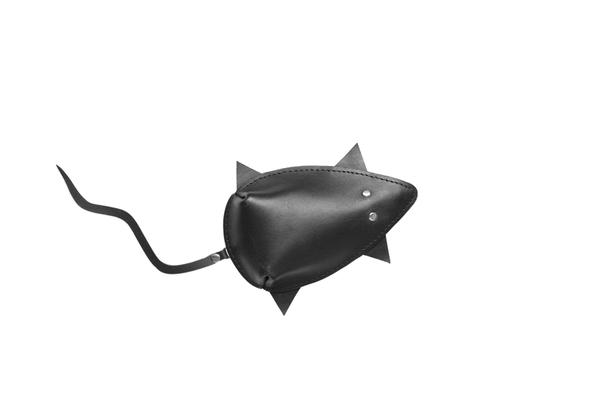 SANDQVIST - POUCH - MINI MOUSE - BLACK