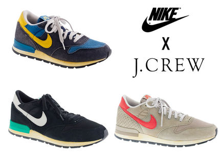 NIKE×J.CREW US限定☆NIKE FOR J.CREW Vintage Collection Air Epic