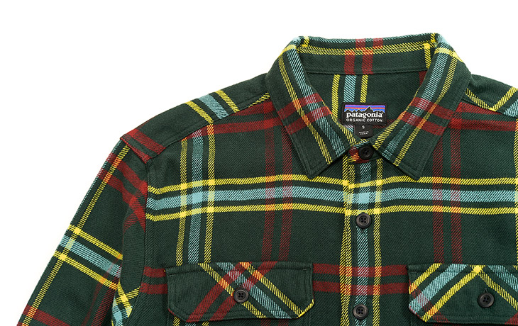 Patagonia/M's L/S Fjord Flannel Shirts-WWCN