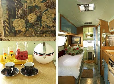 Alkemie: Cape Town, South Africa ~ Grand Daddy Hotel's Air Stream Rooftop Penthouse