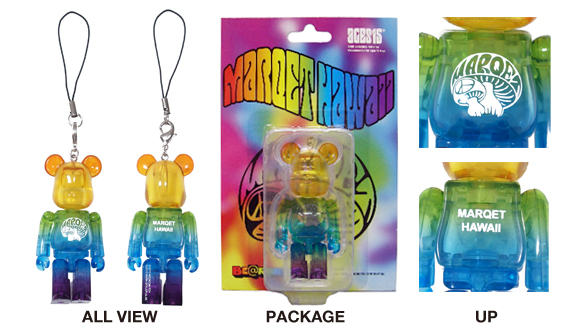 MARQET × BE@BRICK/商品詳細 BE@RBRICK MARQET