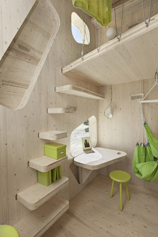 Studentboende: Student Unit / Tengbom | ArchDaily