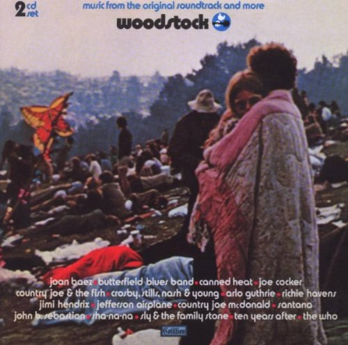 Amazon.co.jp: Music From Original Soundtrack & More: Woodstock: 音楽