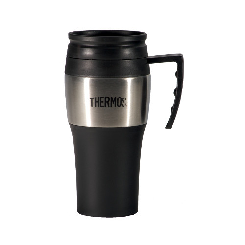 Thermos 400ML Travel Mug with Handle - Tentworld
