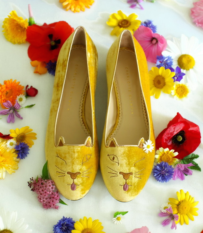 Charlotte Olympia Kitty & Co. Collection – NAWO