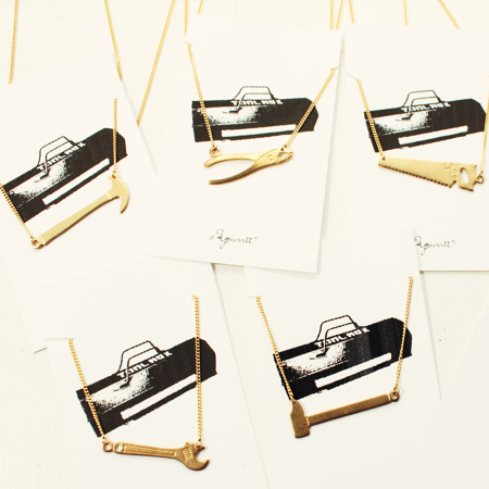 toolsネックレス - 京都 アートショップ-ZUURICH online shop