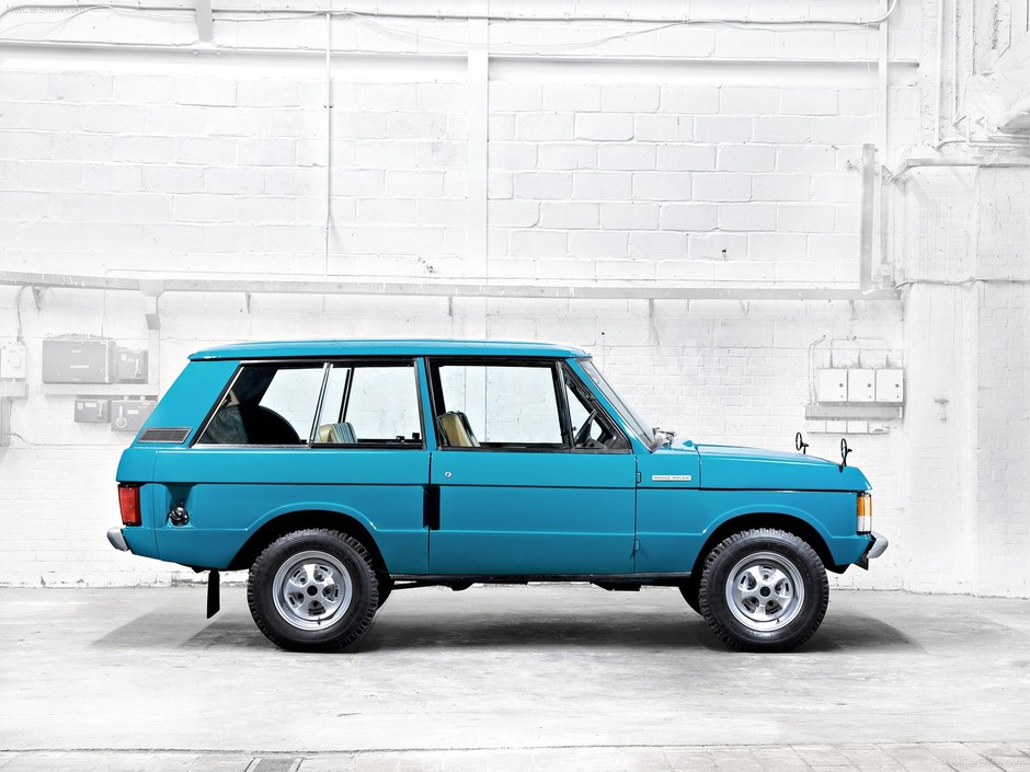Land Rover Range Rover Classic picture # 74067 | Land Rover photo gallery | CarsBase.com
