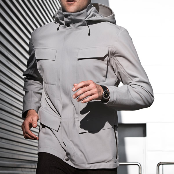 // Limited Edition / Advanced Projects Series // Eiger Waterproof Field Jacket || Mission Workshop