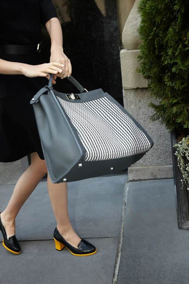 Street Chic: Special Collections Fendi Fall 2014 Lookbook at Barneys New York – NAWO
