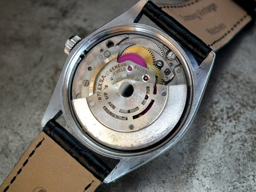 Stunning 1964 Rolex Oyster Perpetual Chronometer Gents Vintage Watch | Sonning Vintage Watches
