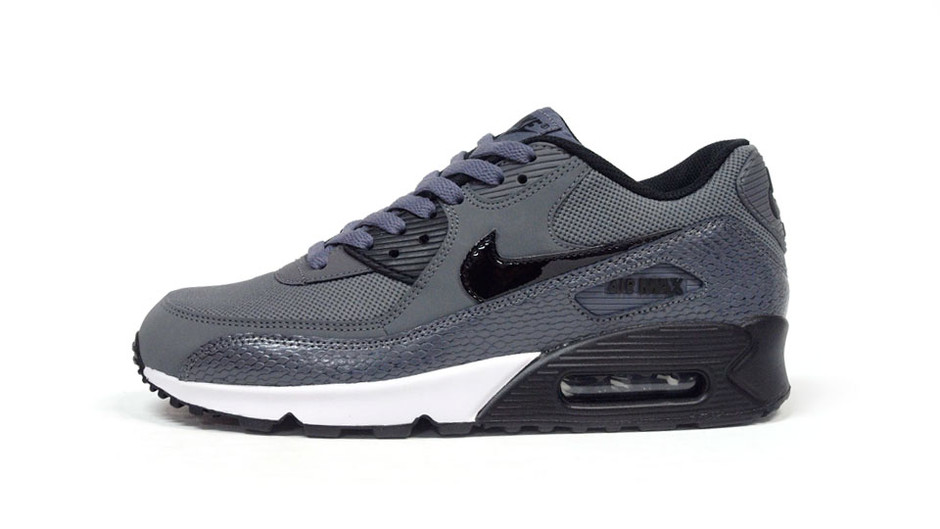 """(WMNS) AIR MAX 90 """"LIMITED EDITION for ICONS"""" GRY/GRY ナイキ NIKE 