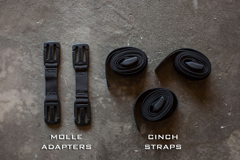 GORUCK | Gear Built in the USA. Events that Build Better Americans.. | Cinch Straps