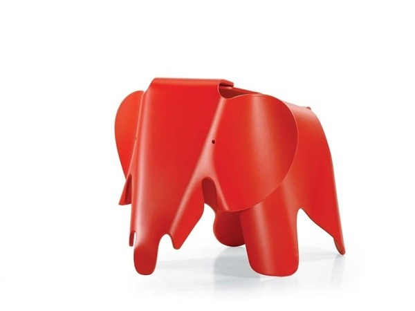Eames Elephant (Classic Red)