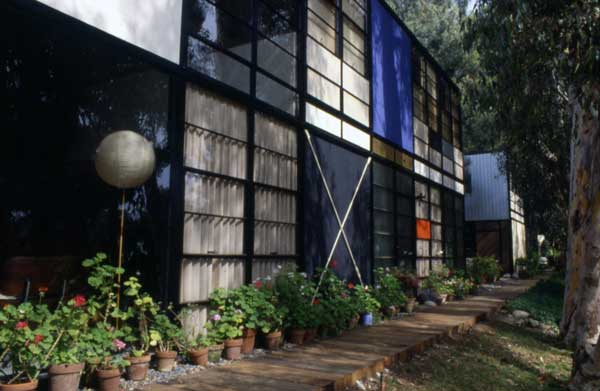 Eames House | Flickr - Photo Sharing!