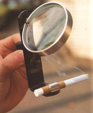 Solar Powered Lighter Invention!!   StRaNgE PiCtUrEs - Weird Pictures from the World!