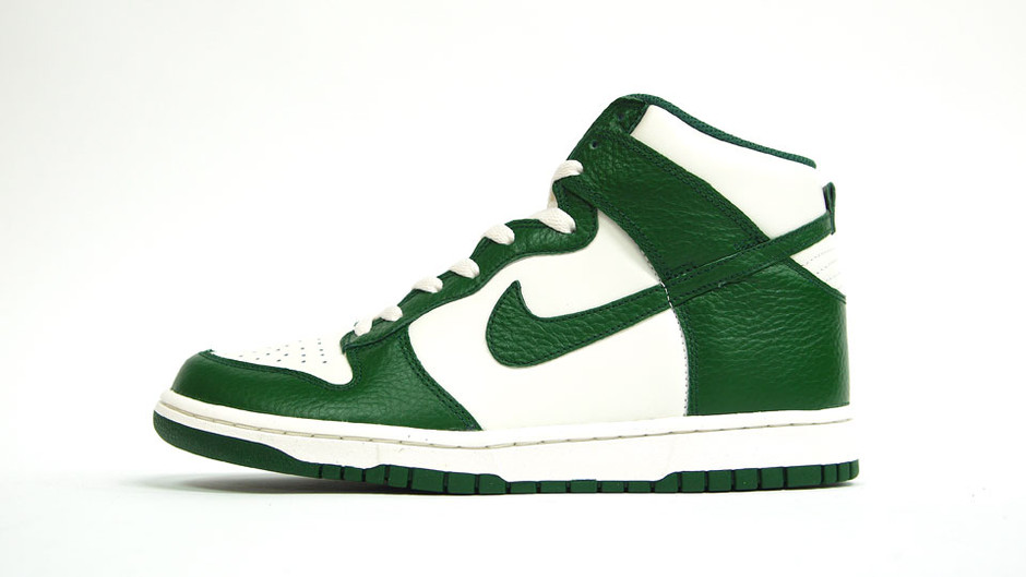 DUNK HIGH 08 LE 「LIMITED EDITION for NONFUTURE」 GRN/WHT ナイキ NIKE | ミタスニーカーズ|ナイキ・ニューバランス スニーカー 通販