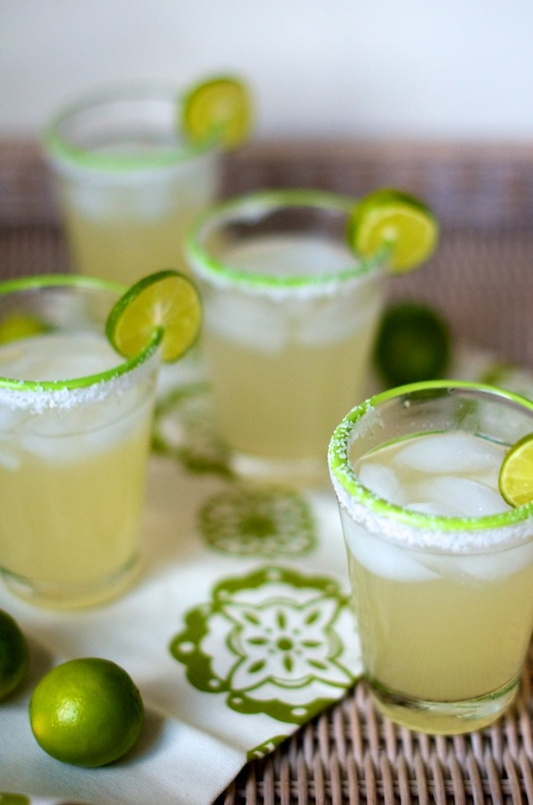 Bottoms Up :: Agave Margaritas   Camille Styles