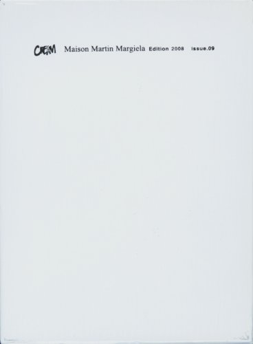 Amazon.co.jp: Cream: No. 9: Maison Martin Margiela: 洋書