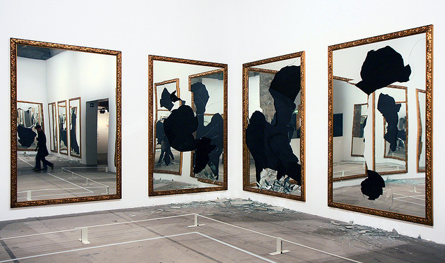 Michelangelo Pistoletto, Twenty-two less two, 2009 | Flickr - Photo Sharing!