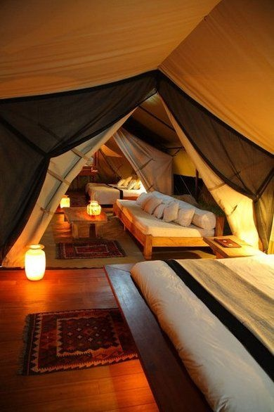 Lady Of The Waves - 5walls: Attic converted to year round 'camp'...