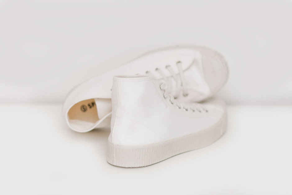 S P A L W A R T - Special White Mid - White