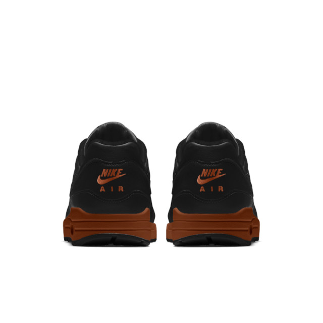Nike Air Max 1 Premium Will Leather Goods iD Shoe. Nike.com BE