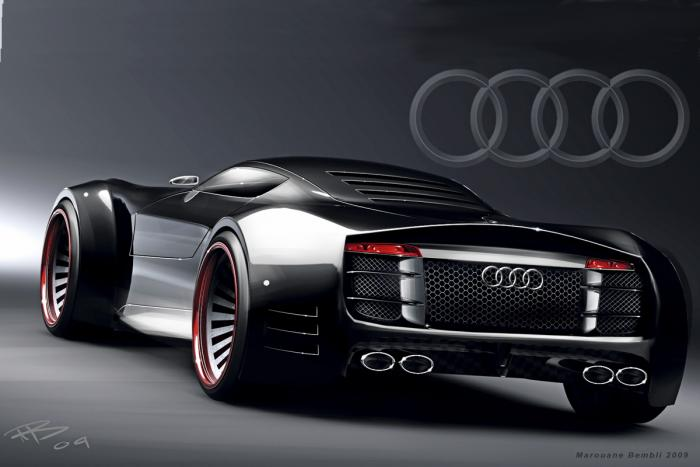Audi R8's big brother to power in? - Pictures | Auto Express