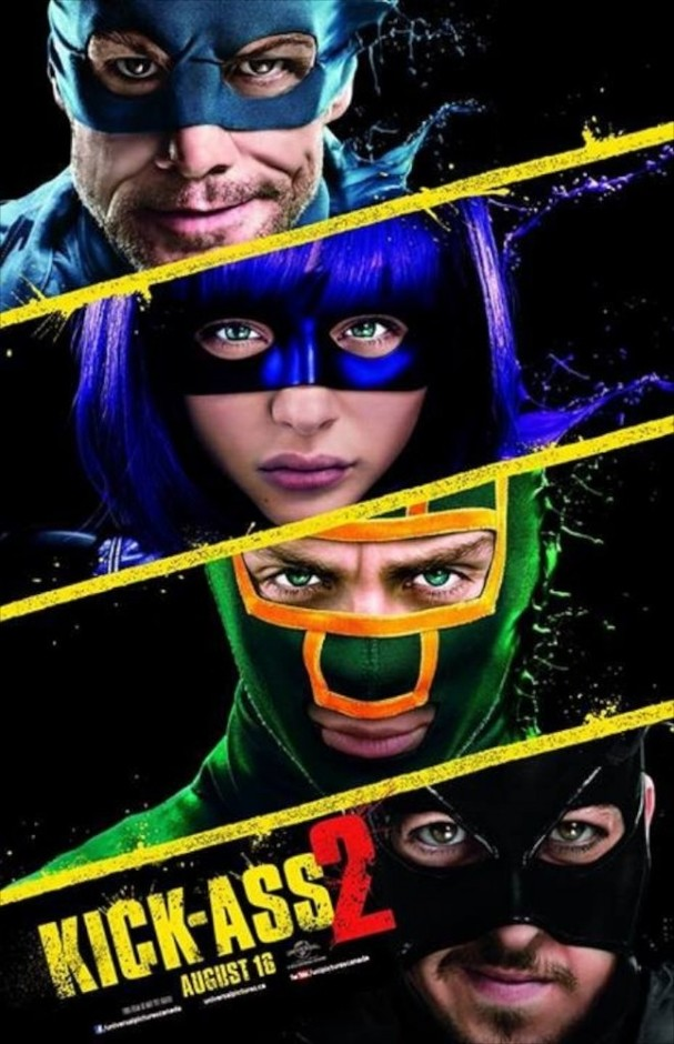 [BD Review] Wolfman and Dickson Say 'Kick-Ass 2' Was Pretty Terrible... -