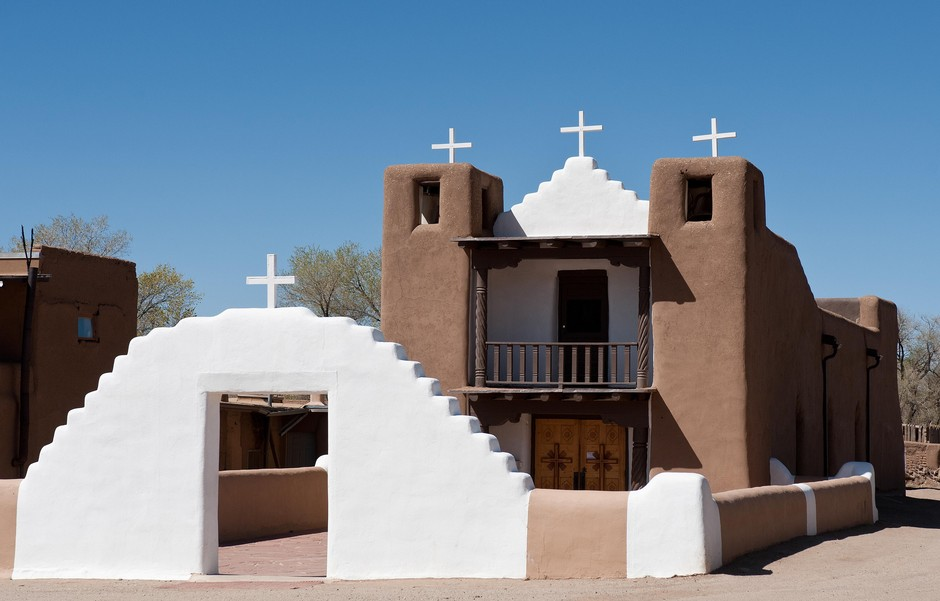 churches of northern new mexico   Blake Robinson Photography
