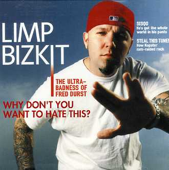 Limp Bizkit(リンプ・ビズキット)/WHY DON'T YOU WANT TO HATE THIS?【CD】 - コレクターズCD, DVD, & others, TEENAGE DREAM RECORD 3rd