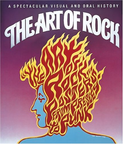 Amazon.co.jp: The Art of Rock: Posters from Presley to Punk: Paul Grushkin: 洋書
